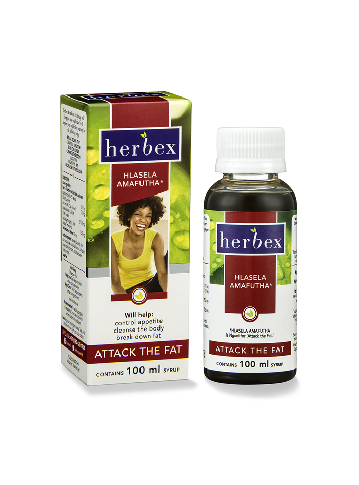 Herbex Attack The Fat Syrup 100 ml
