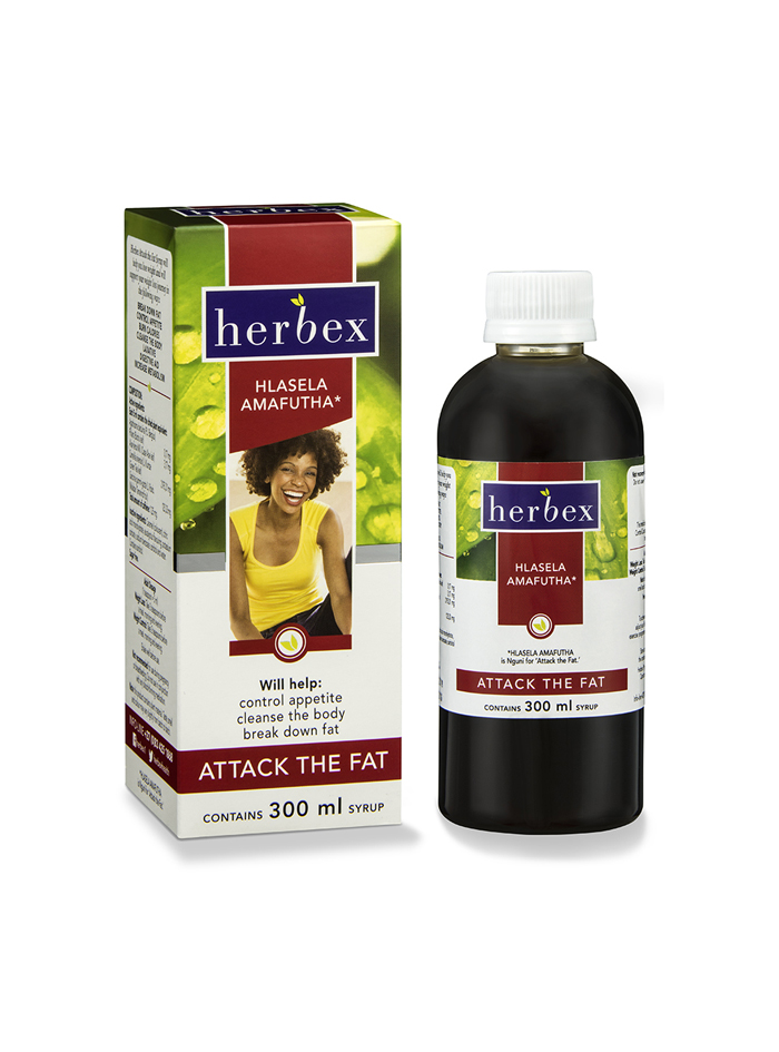 Herbex Attack The Fat Syrup 300 ml