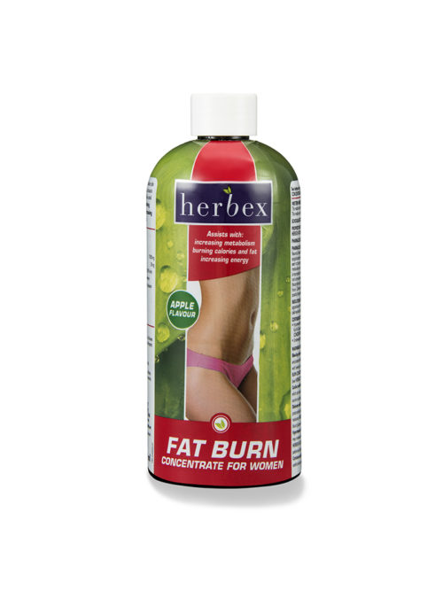 Herbex Fat Burn Concentrate (Apple)