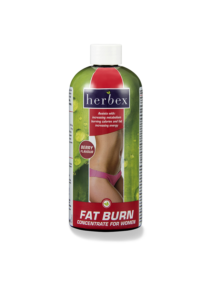 Herbex Fat Burn Concentrate (Berry)