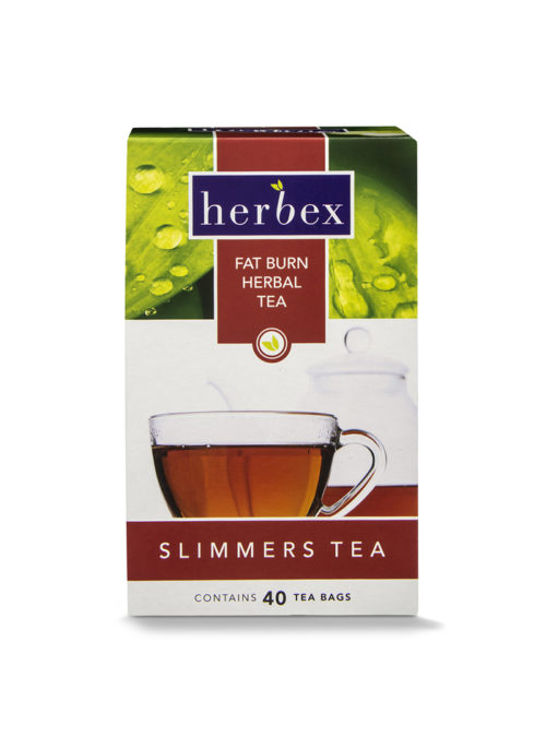 Herbex Fat Burn Herbal Tea 40s